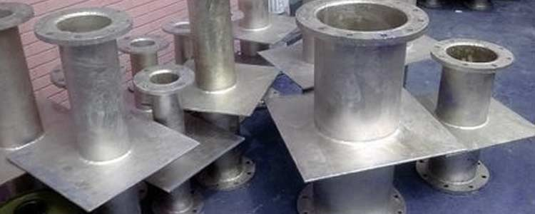 ASME B16.5 Puddle Flange