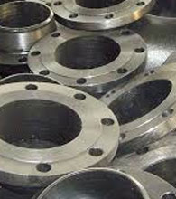 ASTM A105 Carbon Steel BS4504 PN16 slip on plate flanges
