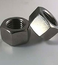ASTM F467 Hex Head Nuts