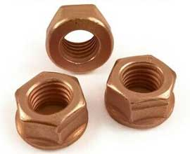 Copper Nuts And Bolts >> Copper Fasteners Copper Bolts And Nuts Threaded Rod Supplier