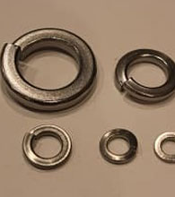 DIN2.4375 Monel Alloy Lock Washers