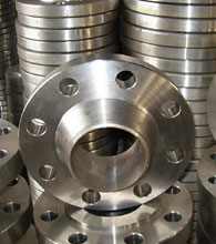 Duplex Steel BS 4504 PN10 screwed Plate Flanges