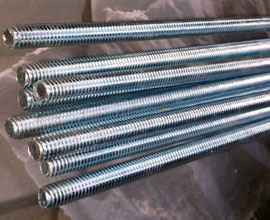F44 Stainless Steel Threaded Rod
