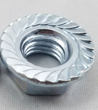 F467 Serrated Flange Nuts