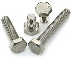 ISO 4014 Bolts