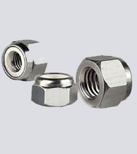 Inconel 600 Self Locking Nuts