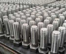 Inconel Nuts And Bolts