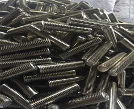 Inconel threaded rod