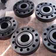 MS SS400 Ring Type Joint Flanges