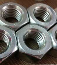N05500 Hex Head Nuts