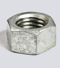N06600 Hex Head Nuts