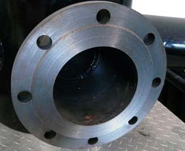 MSS SP-44 Slip on race face flange
