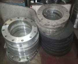 ANSI B16.5 Class 300 slip-on flanges