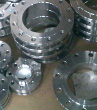 Ss 410 Forged Flat Face Flange