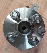 Stainless Steel 410 Orifice Flange