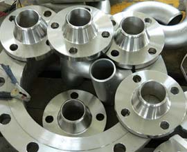 Stainless Steel ANSI B16.5 Flanges