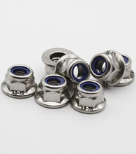 Stainless Steel Flange Lock Nuts