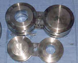Stainless Steel Spectacle Blind Flanges